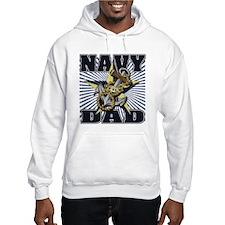 Navy Dad Hoodie