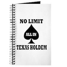 Poker - Texas Holdem Journal