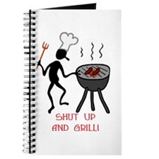 Shut Up And Grill! Journal