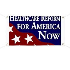 Healthcare Reform for America Banner