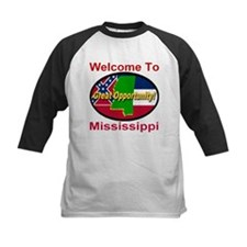 Welcome to Mississippi Great Opportunity Tee