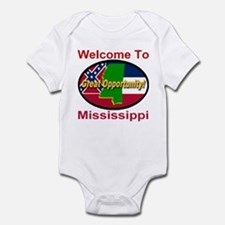 Welcome to Mississippi Great Opportunity Infant Bo