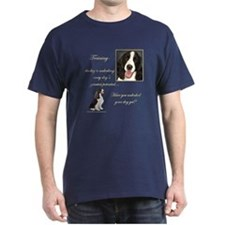 Training Potential Spaniel T-Shirt