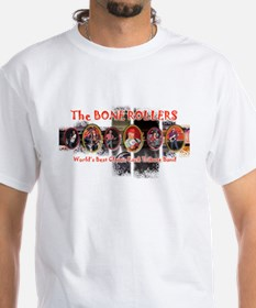 Bone Rollers T-shirt Radio design T-Shirt