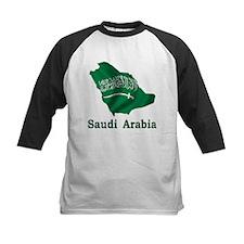 Map Of Saudi Arabia Tee
