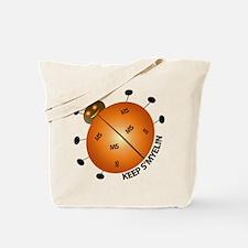 MS/Multiple Sclerosis Bug Tote Bag