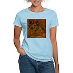 50th Birthday Women's Light T-Shirt