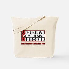 Disrober Tote Bag