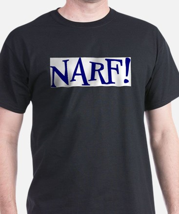 NARF Ash Grey T-Shirt