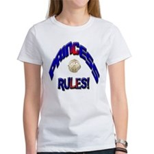 Princess Rules! Tee