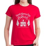 New Moon St. Marcus Day Festival Women's Dark T-Sh