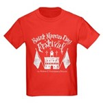 New Moon St. Marcus Day Festival Kids Dark T-Shirt