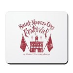 New Moon St. Marcus Day Festival Mousepad
