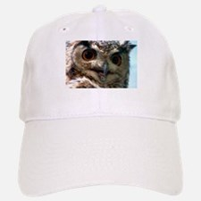 Mysterious Owl! Baseball Baseball Cap