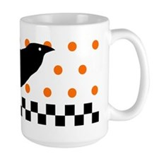 Black Crow Mug