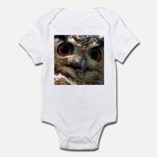 Mysterious Owl! Infant Creeper