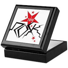 Cute Musical genres Keepsake Box