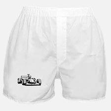 Race car Boxer Shorts