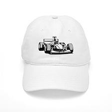 Race car Baseball Cap