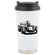 Race car Travel Mug