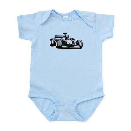 Race car Infant Bodysuit
