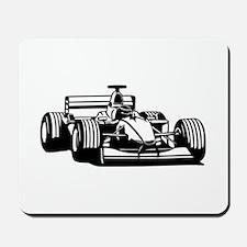 Race car Mousepad