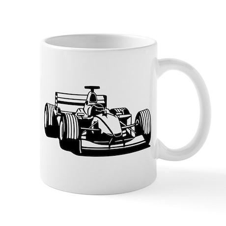 Race car Mug