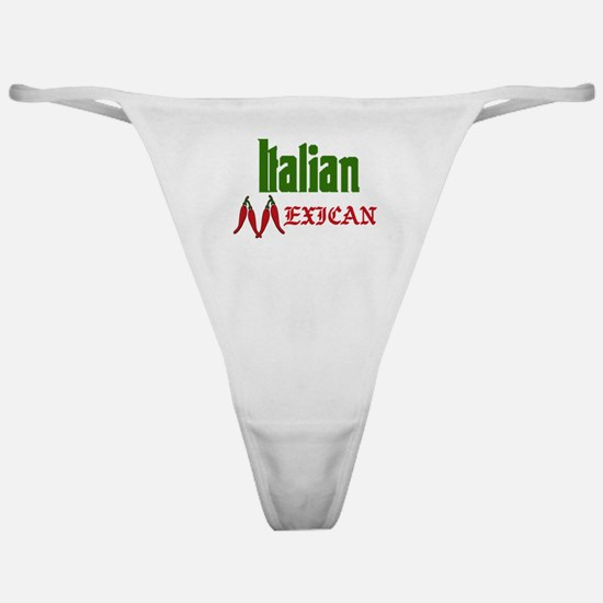 Italian Mexican Classic Thong
