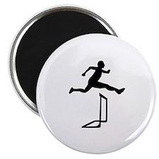Athletics - Hurdles Magnet