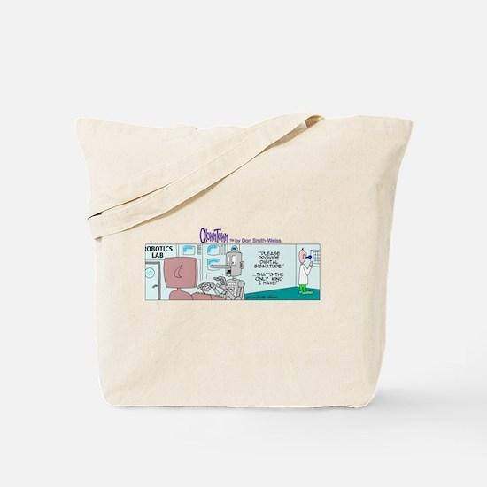Funny Www Tote Bag