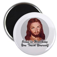 "Touch Yourself 2.25"" Magnet (10 pack)"