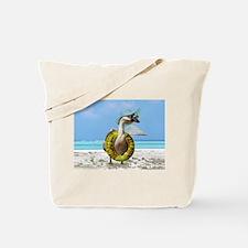 Funny Goose Tote Bag