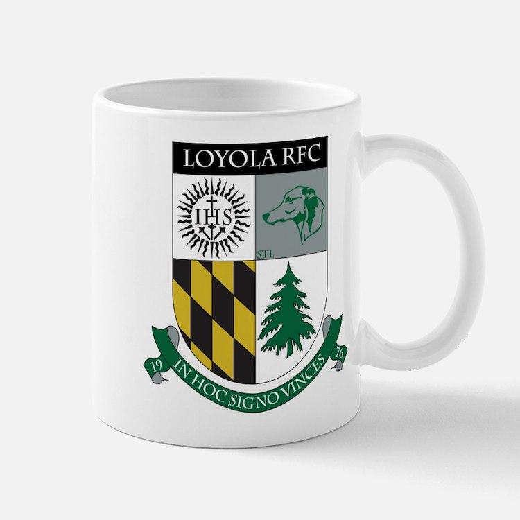 Loyola Rugby Mug