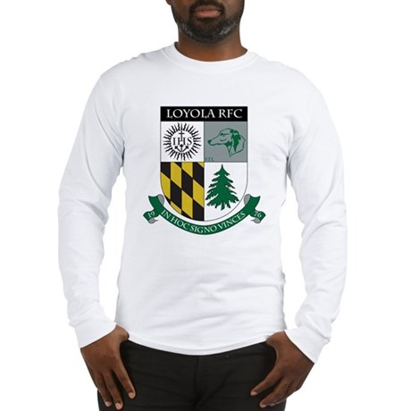 Loyola Rugby Long Sleeve T-Shirt