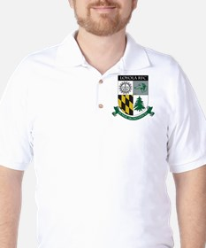 Loyola Rugby Golf Shirt