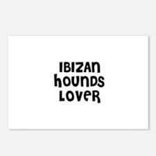 IBIZAN HOUNDS LOVER Postcards (Package of 8)