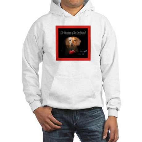 Phantom Doxie Hooded Sweatshirt