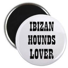 "IBIZAN HOUNDS LOVER 2.25"" Magnet (10 pack)"