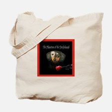 Phantom Doxie Tote Bag