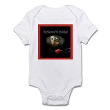 Phantom Doxie Infant Bodysuit