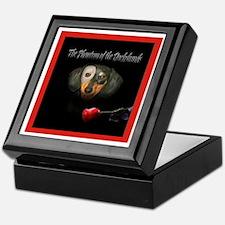 Phantom Doxie Keepsake Box
