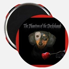 Phantom Doxie Magnet