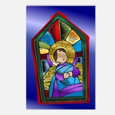 Baby Jesus Postcards (Package of 8)