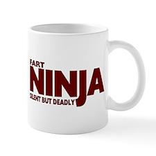 Fart Ninja - Silent But Deadl Mug