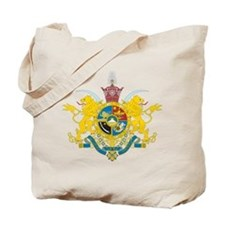 Iran Coat of Arms (Pahlavi Dy Tote Bag