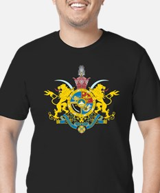 Iran Coat of Arms (Pahlavi Dy T