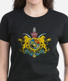 Iran Coat of Arms (Pahlavi Dy Tee