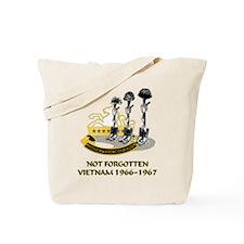 8th CAV. VIETNAM 1966-1967 Tote Bag