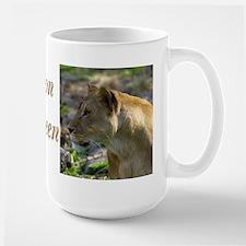 Lioness Looking Left Mug