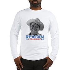 reaganCount6 Long Sleeve T-Shirt